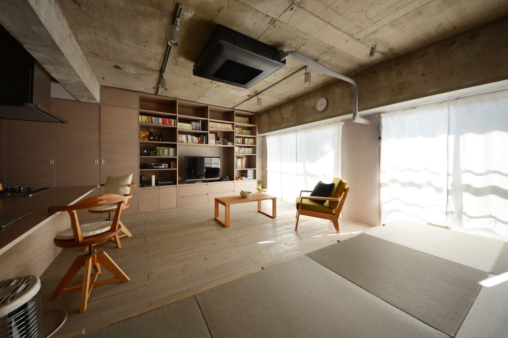 Room S / Yuichi Yoshida  associates