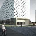 IT Park Proposal  / ZA Architects Courtesy of ZA Architects