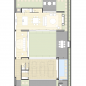 City House / Architex Ground Floor Plan