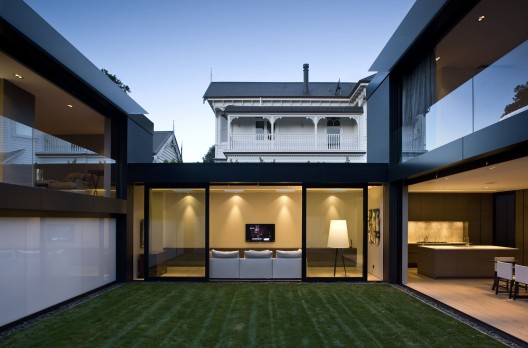 City House / Architex © Simon Devitt