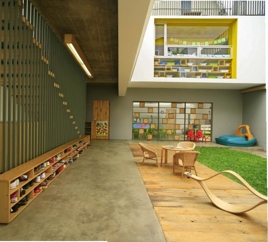 25 most creative kindergartens designs 1 design per day for Creative live interior design