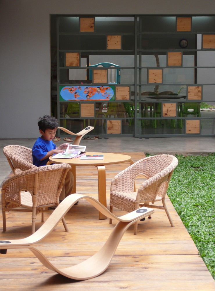 Shining Stars Kindergarten Bintaro / Djuhara + Djuhara