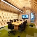 گروه معماری cuningham ، دفتر معماری ، طراحی داخلی دفتر معماری