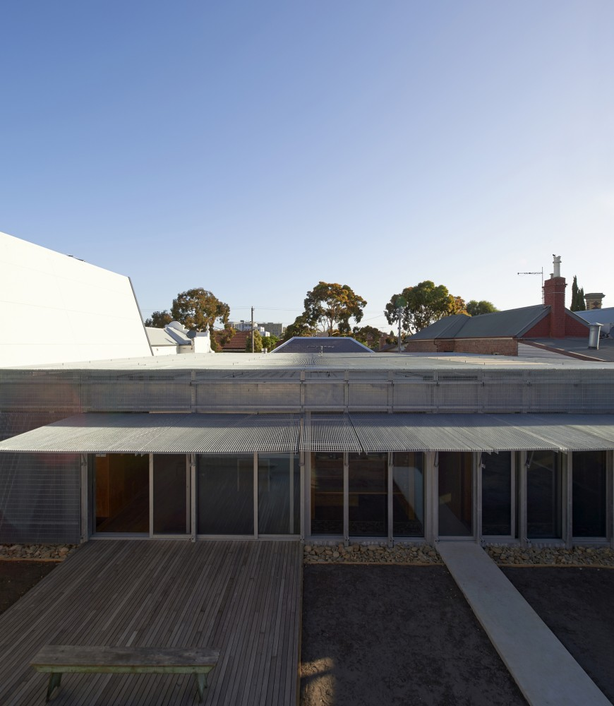 Edward Street House / Sean Godsell
