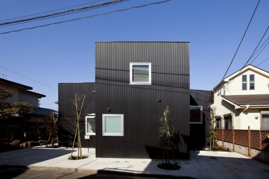 S House / Komada Architects' Office © Toshihiro Sobajima
