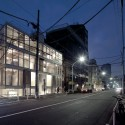 Y-3 / Komada Architects' Office © Toshihiro Sobajima