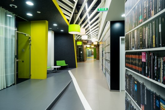 Yandex Saint Petersburg 3  / za bor architects © Stas Medvedev