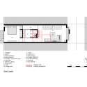 4.5x20 House / AHL architects associates Plan 02