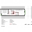 4.5x20 House / AHL architects associates Plan 03