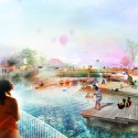 Future Floda Winning Proposal / Mandaworks + Hosper Sweden Courtesy of Mandaworks + Hosper Sweden