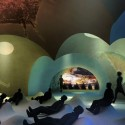 Lascaux IV: International Cave Painting Center Winning Proposal / Casson Mann + Snohetta Courtesy of Casson Mann