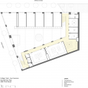 College Track / Turnbull Griffin Haesloop Architects Second Floor Plan
