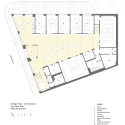 College Track / Turnbull Griffin Haesloop Architects Ground Floor Plan