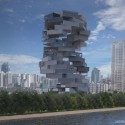 'Back2rots' Research Center Competition Entry / Andrea Vattovani Architecture Courtesy of Andrea Vattovani Architecture