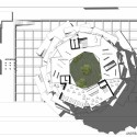 'Back2rots' Research Center Competition Entry / Andrea Vattovani Architecture 20th floor plan