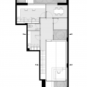Dental Clinic in Oporto / Paulo Merlini First Floor Plan