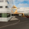 Clarion Hotel &amp; Congress Trondheim  / Space Group Architects  Peter Hebeisen