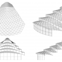 1 Angel Square / 3D Reid Structure Model