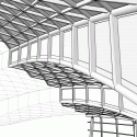 1 Angel Square / 3D Reid Structure