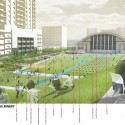 "ULI Announces Finalist Teams for 2013 Student Urban Design Competition ""The Armory"" / Kansas State University + University of Missouri-Kansas City + University of Kansas"