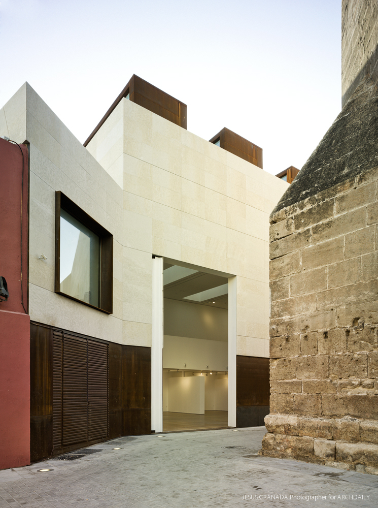 Museum Almera / Juan Alberto Morillas Martn + Francisco Salvador Granados + Jos Mara Garca Ramrez