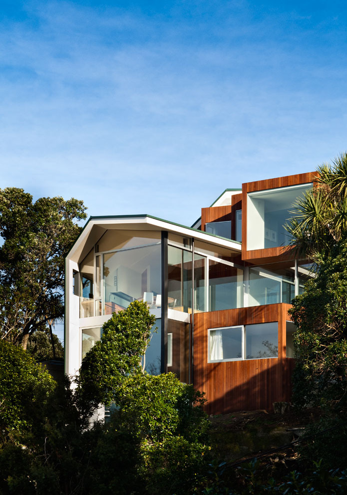 Seaview House / Parsonson Architects