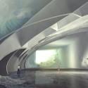 Pireo Museo de Antigüedades de competencia bajo el agua de entrada / Cortesía varios arquitectos de Khvil Anastasia, Elena Ivanova, Alina Fadeeva, Aleksei Rudikov y Spiridon Mellos