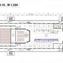 Pireo Museo Subacuático de la Competencia Antigüedades Entrada / Varios planta Arquitectos 08