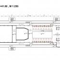 Pireo Museo Subacuático de la Competencia Antigüedades Entrada / Varios planta Arquitectos 09