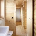 House in Reckingen / Roman Hutter Architektur © Markus Käch