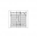 House in Reckingen / Roman Hutter Architektur Plan