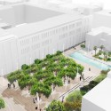 Re-Think Athens Winning Proposal / OKRA Dikaiosynis Square