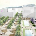 Re-Think Athens Winning Proposal / OKRA Omonia Square