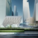 Diller Scofidio + Renfro Designs Telescopic 'Culture Shed' for New York (2) Courtesy of Diller Scofidio + Renfro and Rockwell Group