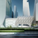 Diller Scofidio + Renfro Designs Telescopic 'Culture Shed' for New York (3) Courtesy of Diller Scofidio + Renfro and Rockwell Group