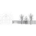 Community Centre / Beer Architektur Städtebau Elevation