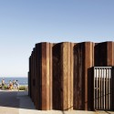 Third Wave Kiosk / Tony Hobba Architects © Rory Gardiner