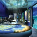 Piraeus Underwater Antiquities Museum Competition Results first place