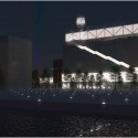 Piraeus Underwater Antiquities Museum Competition Results second place