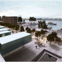 Piraeus Underwater Antiquities Museum Competition Results third place