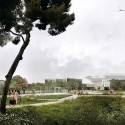 European Spallation Source (ESS) / Henning Larsen Architects + COBE + SLA Rendering by Luxigon
