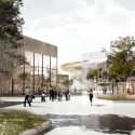 European Spallation Source (ESS) / Henning Larsen Architects + COBE + SLA Courtesy of Henning Larsen Architects