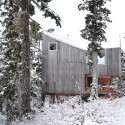Alpine Cabin / Scott &amp; Scott Architects Courtesy of Scott &amp; Scott Architects