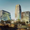 &#039;THE:SQUARE&#039; Mixed-Use Development Proposal / Moritz Gruppe + LAVA Courtesy of Moritz Gruppe + LAVA