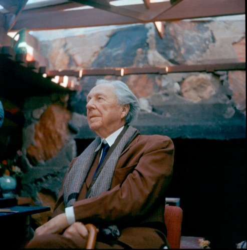 Columbia County Architects: Frank Lloyd Wright
