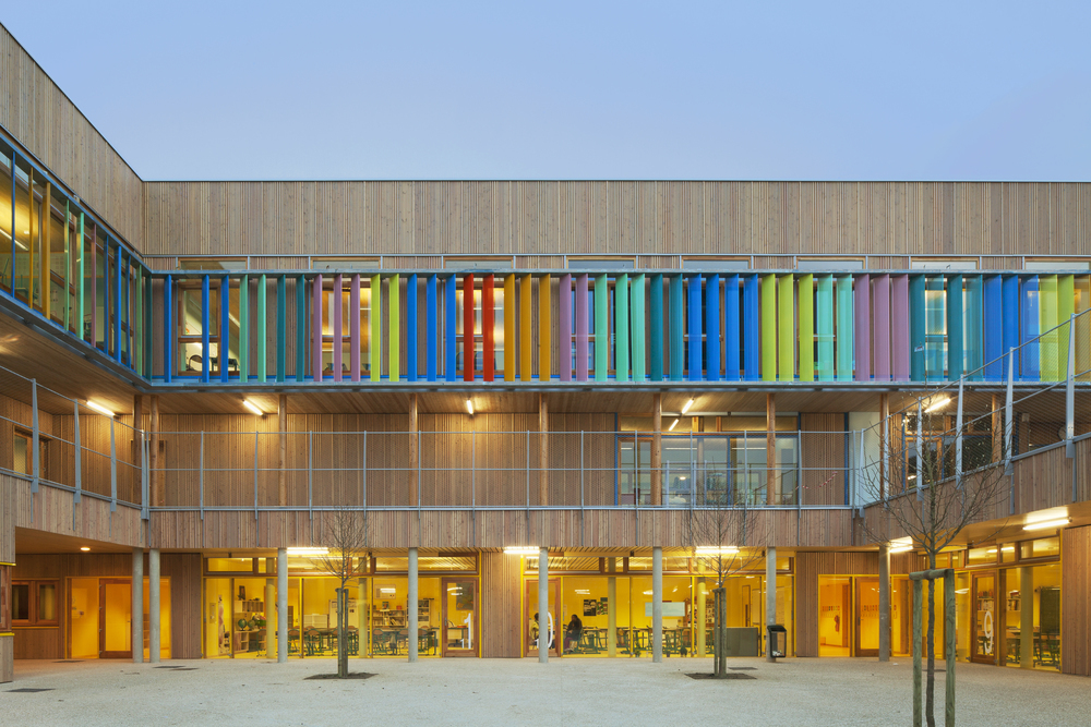 Groupe Scolaire Pasteur / R2K Architectes