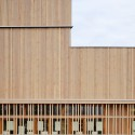 Groupe Scolaire Pasteur / R2K Architectes  Jussi Tiainen
