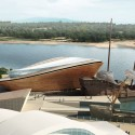 Tanmen Oceanic Fishing Cultural Center and Museum Proposal / Office for Architectural Culture old fishing vessel museum