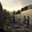Tanmen Oceanic Fishing Cultural Center and Museum Proposal / Office for Architectural Culture resort club houses