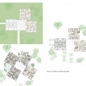 Jabi Lake Masterplan Proposal / Studio Seilern Architects cluster configuration plans